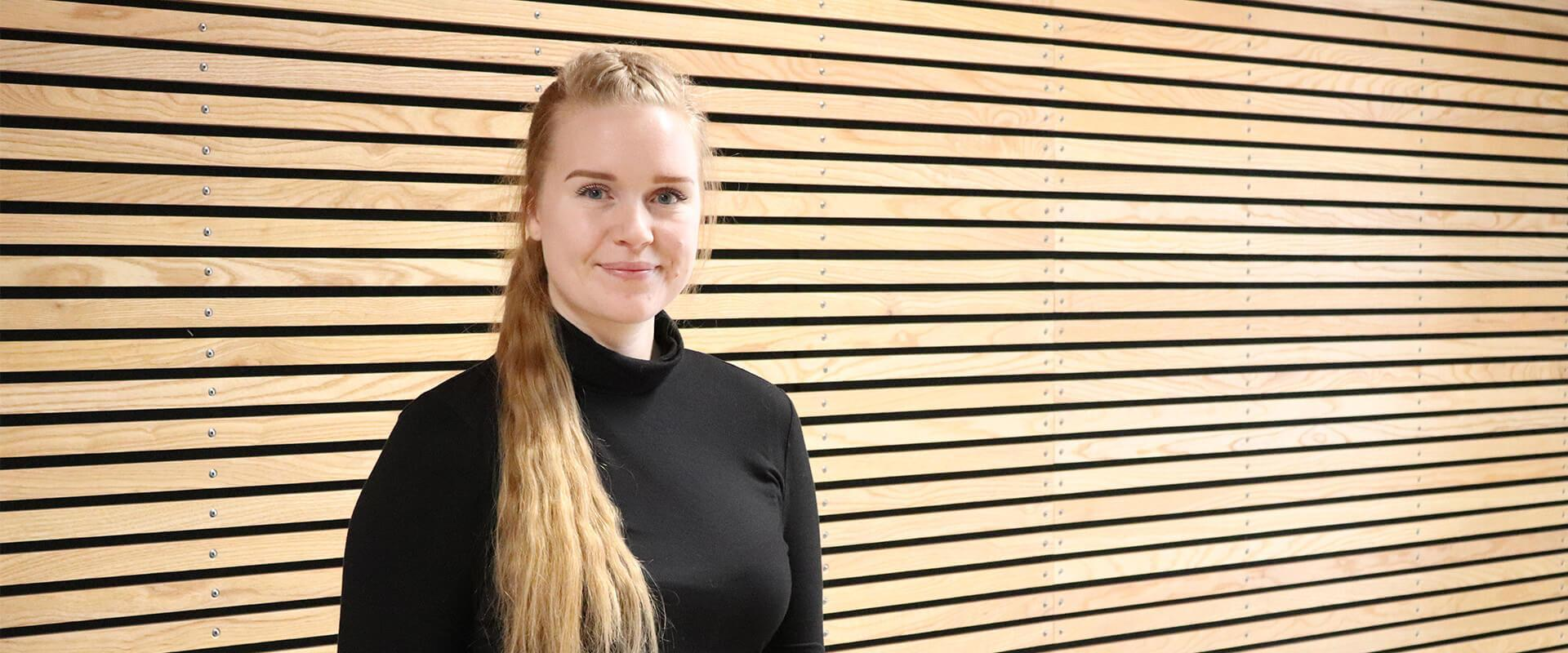 Q&A by the Coffee Machine: Sine Søe Poulsen, Accounting Apprentice